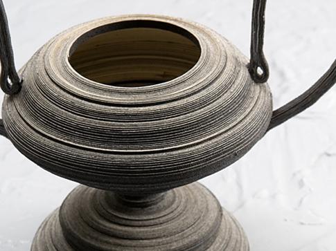 Siba Sahari paper porcelain by Bianca Secerijns