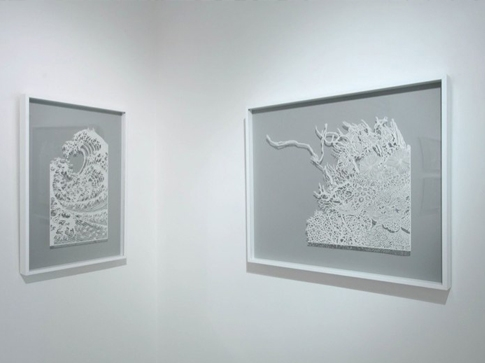 Bovey Lee Intricate Paper Cutting Art Bianca Severijns PaperArtView - Incredible intricately cut paper designs bovey lee