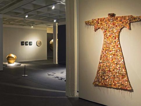 Eretz Israel museum paper exhibition
