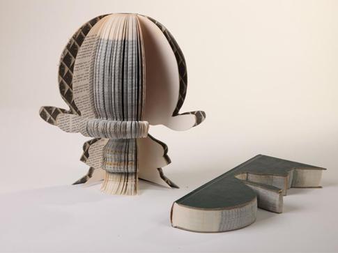 Etamar Beglikter - Paper ArtView by Bianca Severijns
