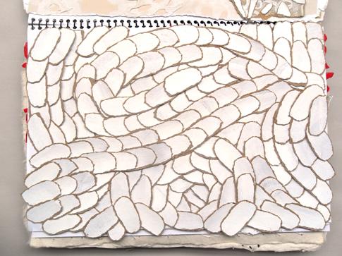 paper art sketches, bianca severijns, paper art, paper artist