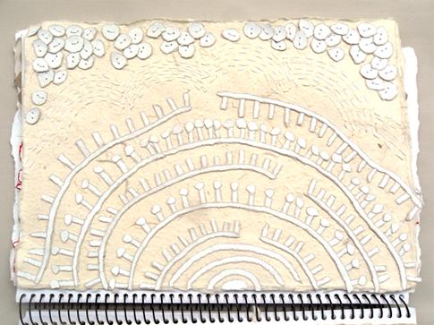 paper art sketches, paper art, paper artist, Bianca Severijns