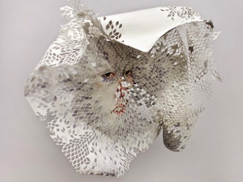 Timothy Hyunsoo Lee Paper Art