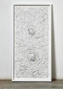 Bianca Severijns, Paper artist , leaves gathering