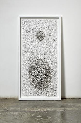 Bianca Severijns, paper artist, paper art, contemporary art, neo craft, art, modern art, neo art