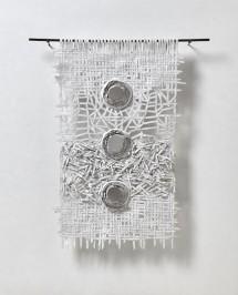 Bianca Severijns, paper artist, tapestry serie