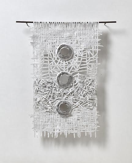 paper art, modern art, contemporary art, Bianca Severijns, paper artist, neo art, neo craft