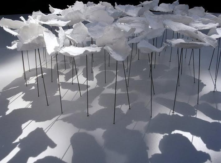 Paper artist Jane Ponsford