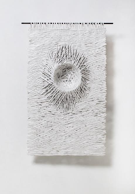 Paper art, Bianca Severijns, paper artist, contemporary art, modern art, neo art,