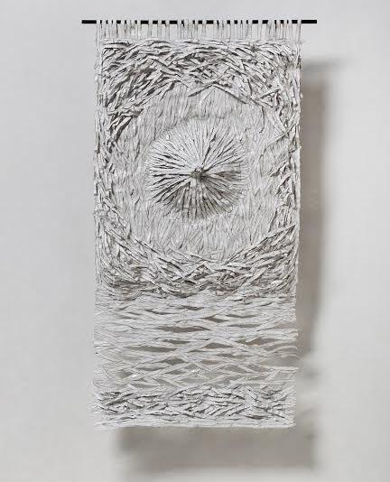 Paper art, paper artist, paper, modern art, contemporary art, Bianca Severijns, neo craft, nea art