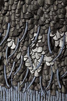 Uprooted Series, Bianca Severijns, paper art, paper artist, contemporary art, contemporary paper artist, contemporary paper art