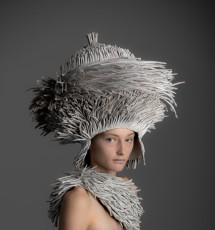 Bianca Severijns, paper artist, paper art, paper vessel