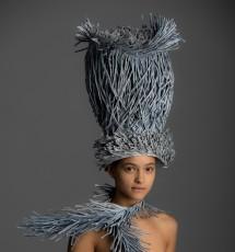 Bianca Severijns, paper artwork, paper art, paper vessel