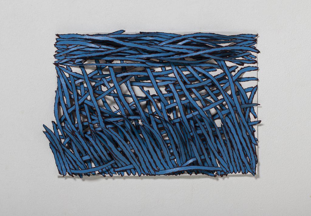 paper art sketches, paper art, paper artist, paper sketch, Bianca Severijns