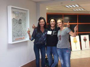 paper art, paper artist, Bianca Severijns, Electra