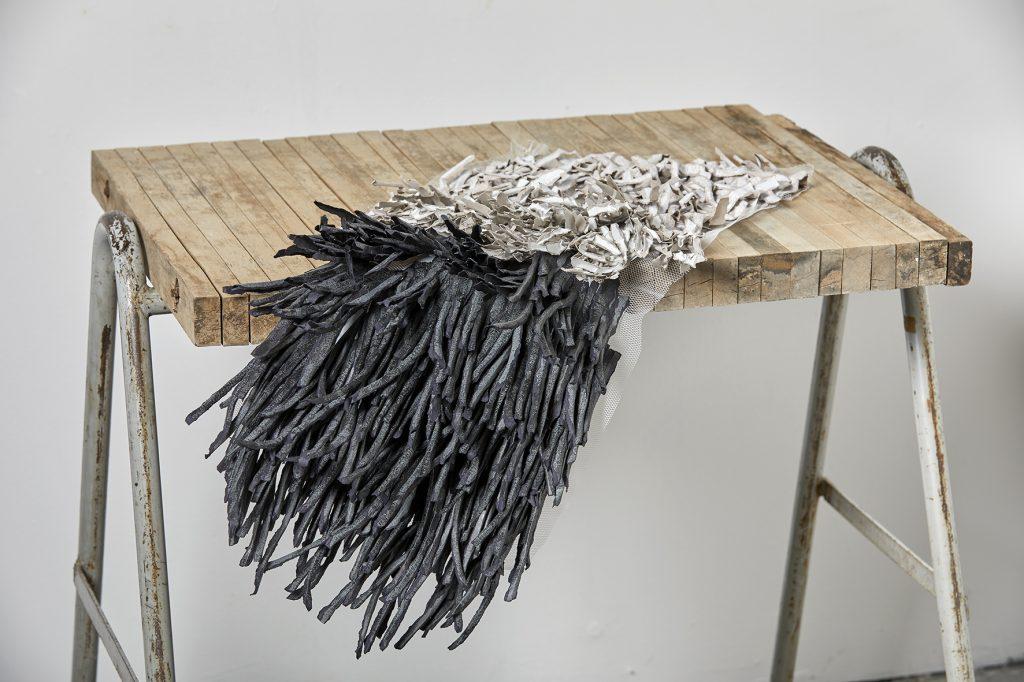 paper art, paper artist, paper sketch , contemporary paper art, paper artist Bianca Severijns, contemporary paper artist