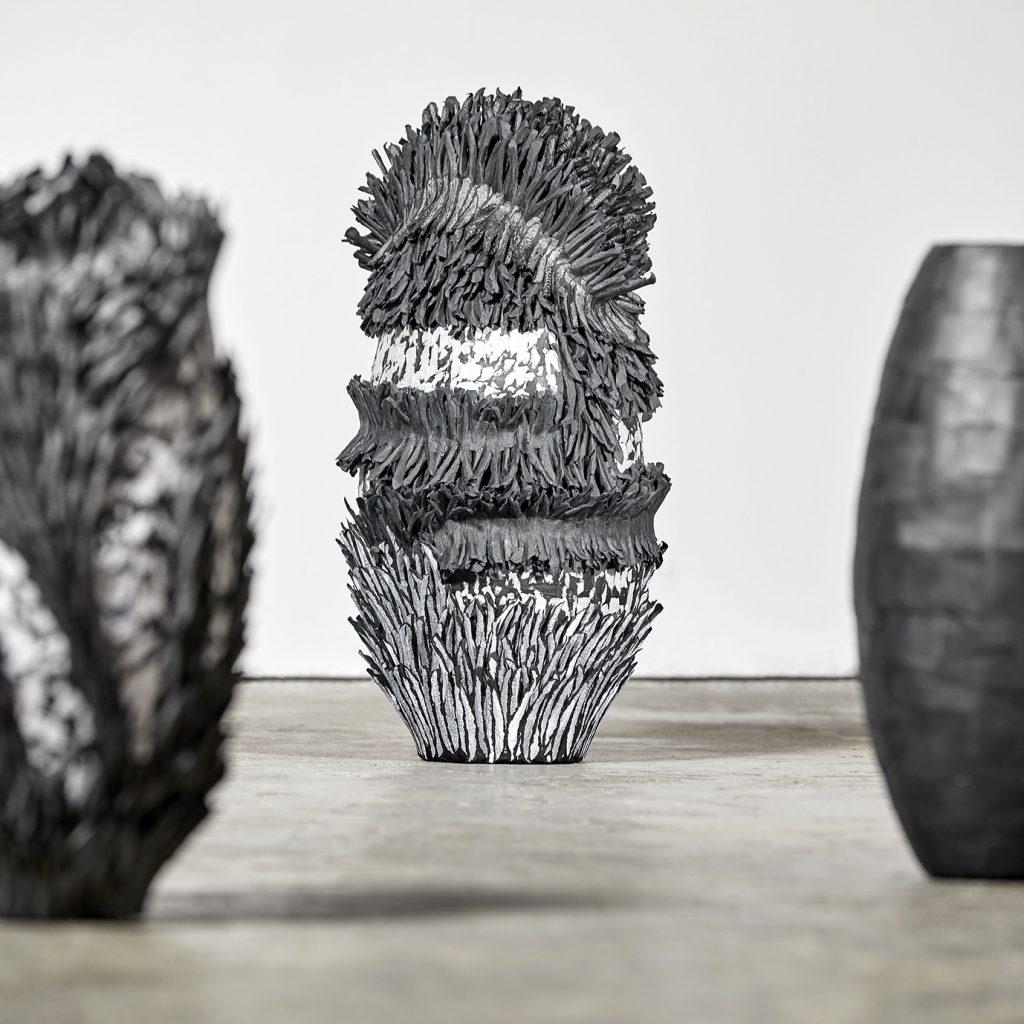 Bianca Severijns, contemporary art, contemporary artist, contemporary paper art, contemporary paper artist, modern art, paper art, contemporary art vessels, Respond to Places