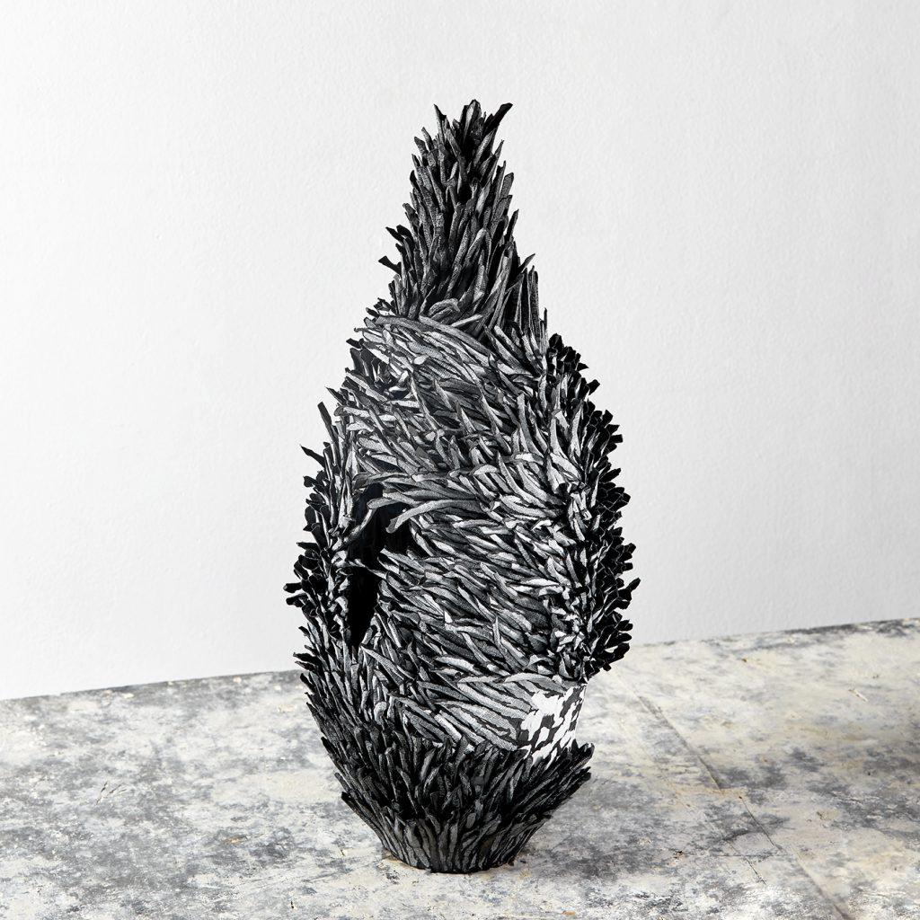 Bianca Severijns, contemporary art, contemporary artist, contemporary paper art, contemporary paper artist, contemporary art vessels, modern art, Respond to Place