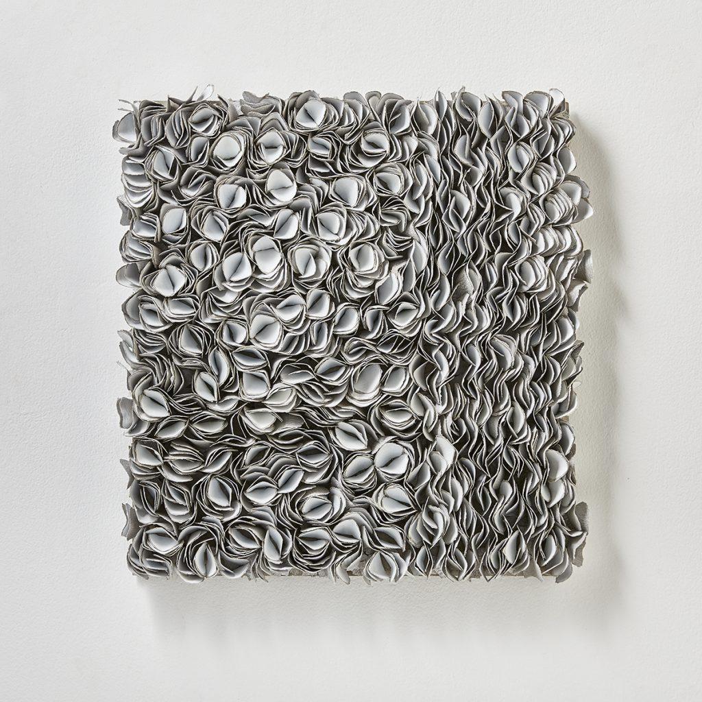 contemporary art reliefs, Bianca Severijns, paper art, contemporary paper art, contemporary art, contemporary paper artist, modern art, movement and rhythm