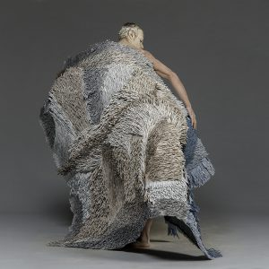 Bianca Severijns, contemporary art, contemporary artist, Venice Biennial 2019, modern art, paper art, paper artist