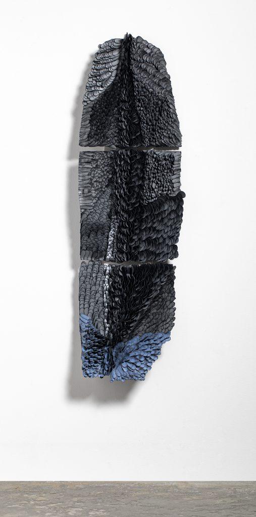 Bianca Severijns, paper artist, paper art, cotemporary art, contemporary artist, wings of beauty, Di Carta 4th paper biennial