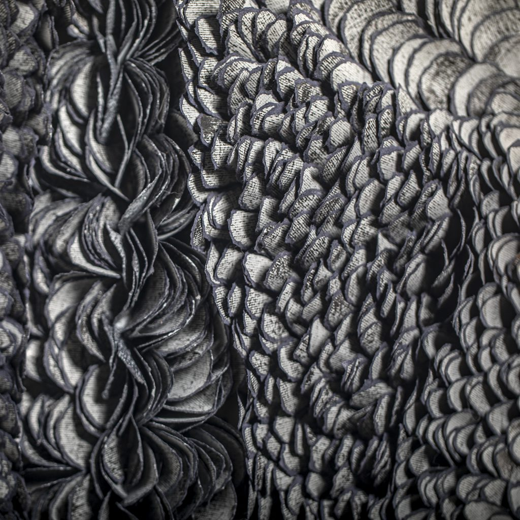 Bianca Severijns, paper art, paper artist, contemporary art, contemporary artist, di carta 4th paper biennial, wings of beauty