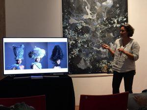 Bianca Severijns, paper artist, paper art, contemporary art, artist talk, contemporary artist, Venice Biennial 2019