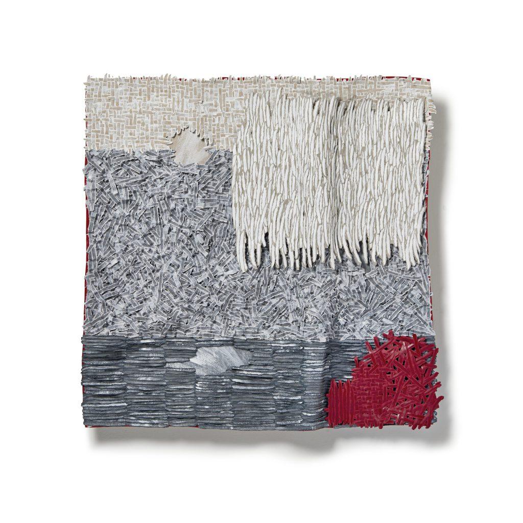 Bianca Severijns, paper art, paper artist, contemporary art, contemporary artist , protective blanket 11