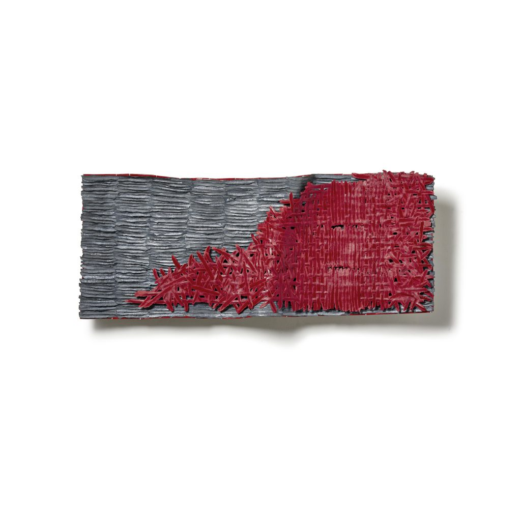 Bianca Severijns, paper artist, paper art, contemporary art, contemporary artist, protective blanket 11