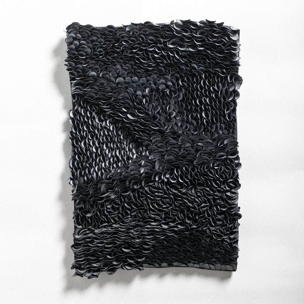 Bianca Severijns, paper artist, paper art, contemporary art, contemporary artist, Movement & Rhythm Series 2020
