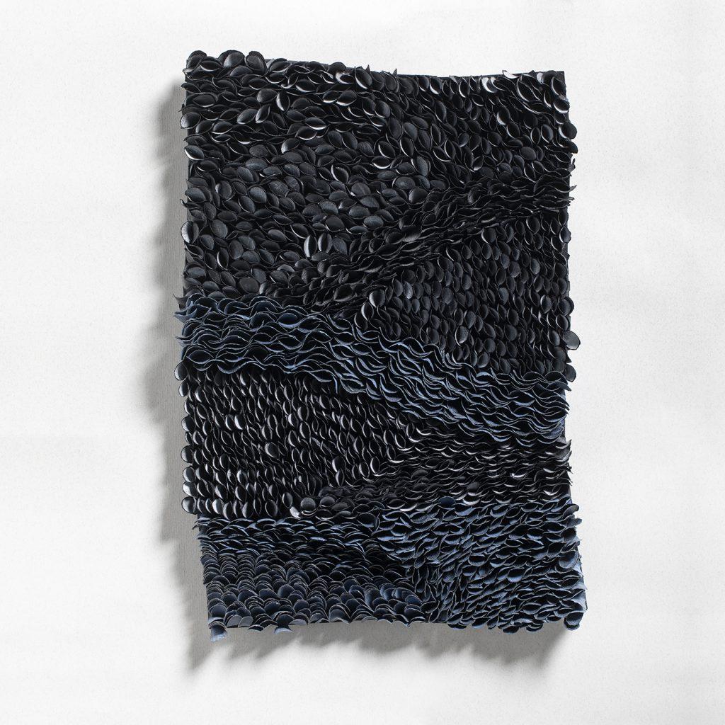 Bianca Severijns, paper artist, paper art, contemporary art, contemporary artist, wings of beauty, Movement & Rhythm Series 2020