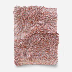 Bianca Severijns, paper art, paper artist, contemporary art relief, contemporary artist, contemporary art, relief, Movement and Rhythm Series 2020, Freshpaint