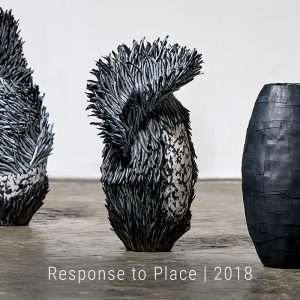 Bianca Severijns, paper art, modern art, contemporary art, contemporary paper art, contemporary artist, contemporary paper artist, contemporary art vessels, Respond to Place