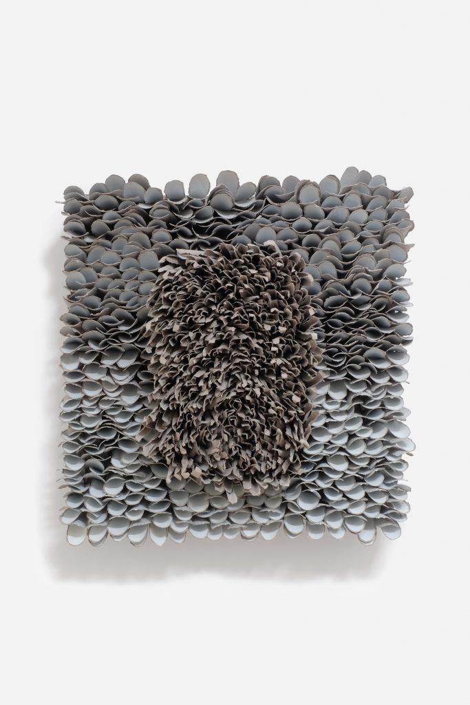 Bianca Severijns, paper art, paper artist, contemporary art relief, contemporary artist, contemporary art, TLV Crafts and Design Biennial 2020, the Way Home series 2020