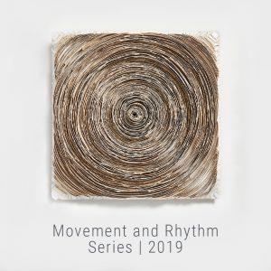 Bianca Severijns, paper art, paper artist, contemporary art relief, contemporary artist, contemporary art, Di Carta 4th paper Biennial, relief, Movement and rhythm series 2019