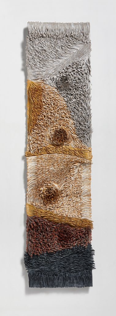 Bianca Severijns, paper art, paper artist, Reflection Series 2020, contemporary art relief, contemporary artist, contemporary art,