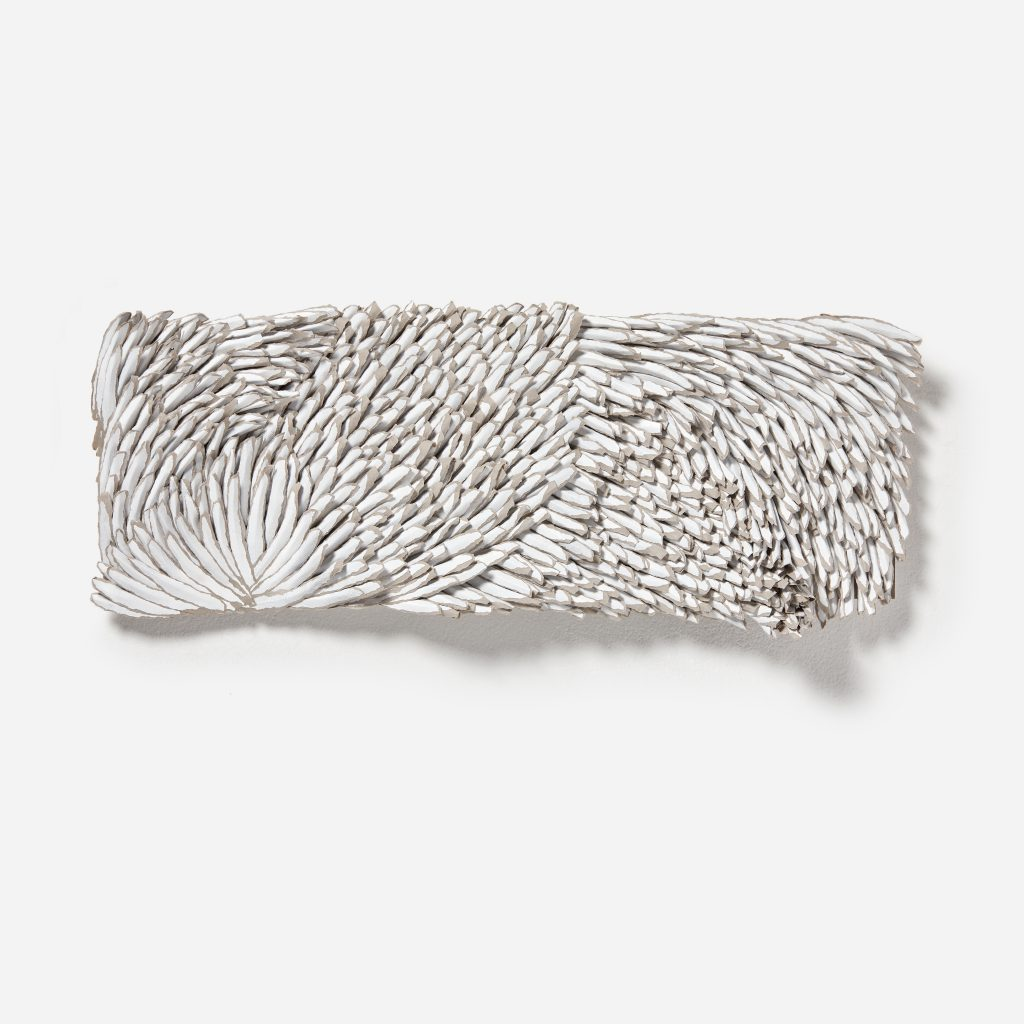 Bianca Severijns, paper art, paper artist, contemporary art, art relief, contemporary artist, art sculpture, Movement and rhythm series 2021