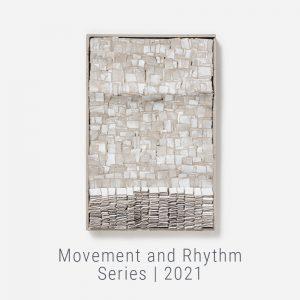 Bianca Severijns, paper art, paper artist, contemporary art relief, contemporary artist, contemporary art, movement & rhythm Series 2021